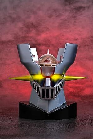 Mazinger Z Figura Diecast Metal Action No. 6 Hover Pilder Comic Ver. 10 cm: Amazon.es: Juguetes y juegos