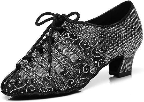 Lace-up Practice Dance Shoes