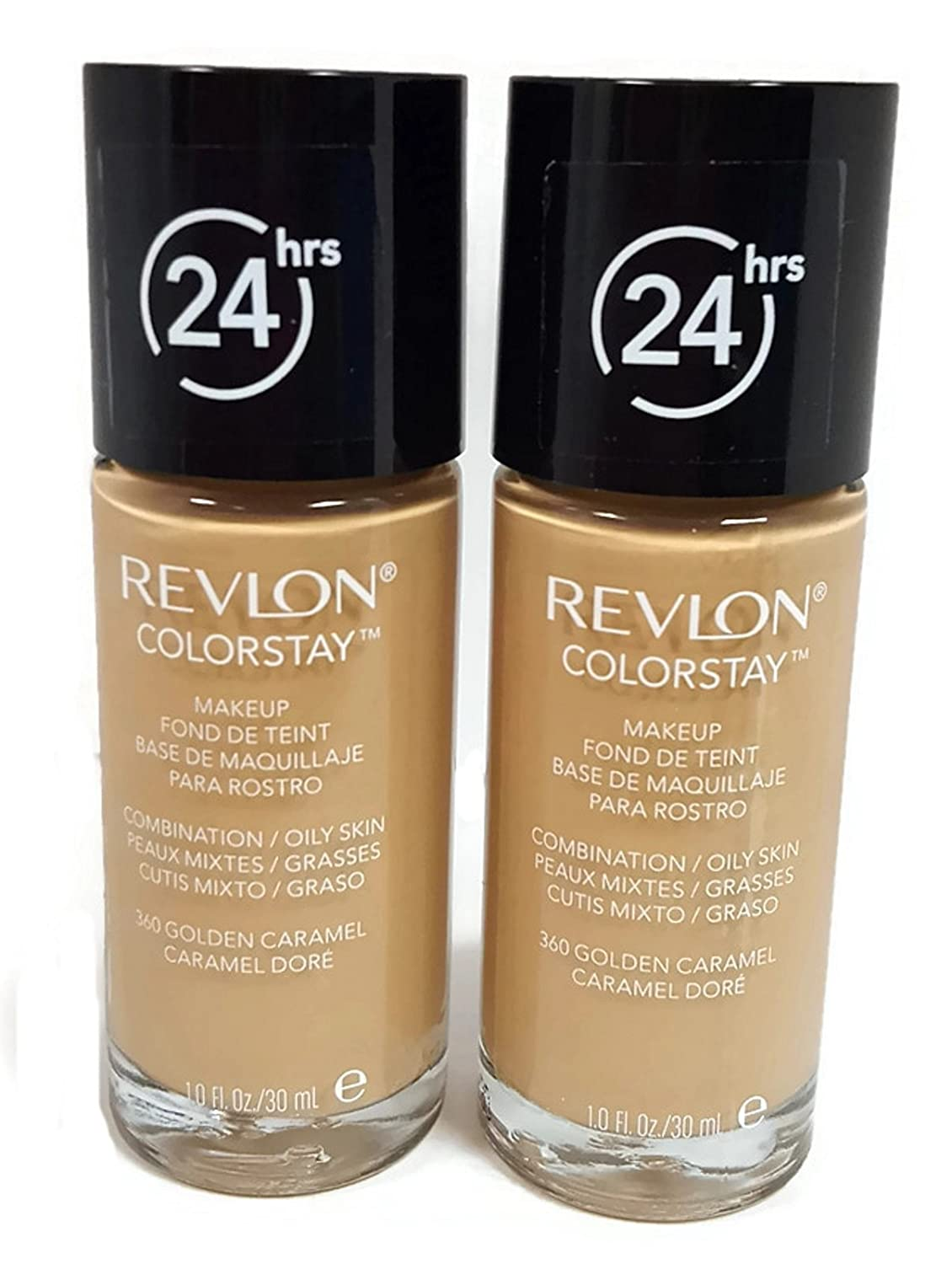Amazon.com: Revlon/Colorstay Foundation For Combination/Oily Skin ...