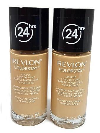 Amazon.com: Revlon/Colorstay Foundation For Combination/Oily Skin ...