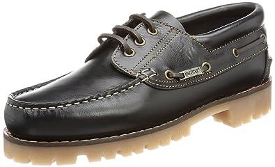 Daniel Hechter HD06028, Chaussures de ville homme - Noir - Schwarz (schwarz 100), 43 EU