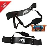 ARD CHAMPS Heavy Duty Arm Blaster Body Building Bomber Bicep Curl Triceps New