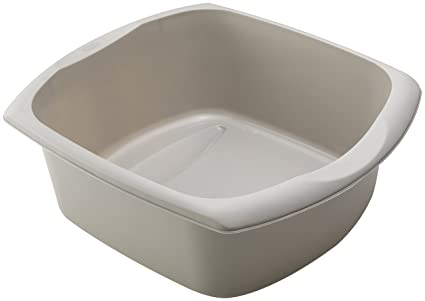 """bdbfe0b2ae6e Image Unavailable. Image not available for. Colour: Addis Rectangular """" Washing Up"""" Bowl ..."""