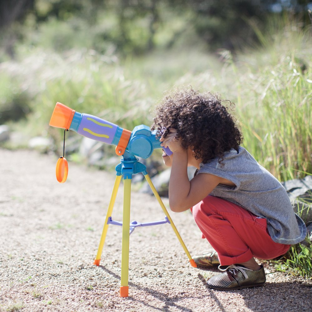 My First Telescope Stem Toy for Kids Educational Insights Geosafari Jr