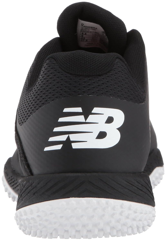 New Balance Men's T4040v4 Turf Baseball schuhe, schwarz, schwarz, schwarz, 5 D US 9b3c98