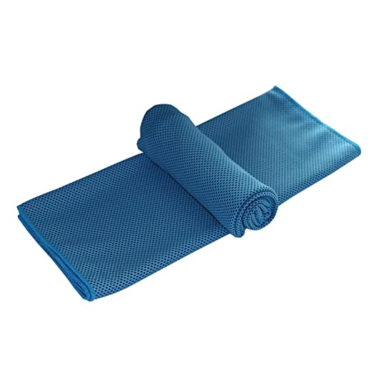 MODEOR Cooling Microfibre Towel Ice Cold Quick Dry Towel ...