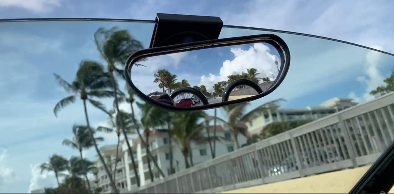 Gizmo Bodyworks Rear View Mirror for Vanderhalls
