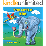 The Little Zoo: Animal Book For Kids About The Most Interesting And Fun Facts About Wild Exotic Animals With Beautiful Illustrations