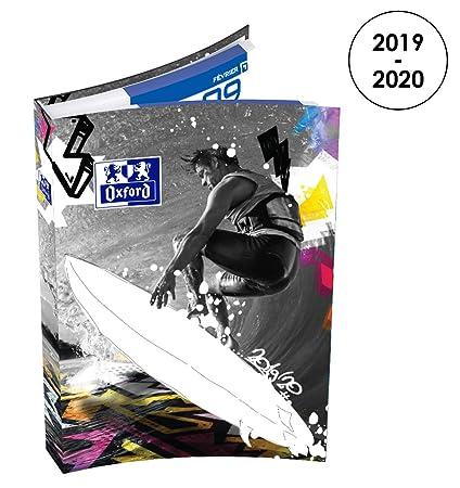 Oxford Sport Spirit - Agenda escolar diaria 2019-2020, 1 día ...