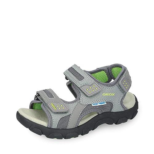 Jr Abierta Niños BSandalias Sandal Para Con Geox Punta Strada xerdBWCo
