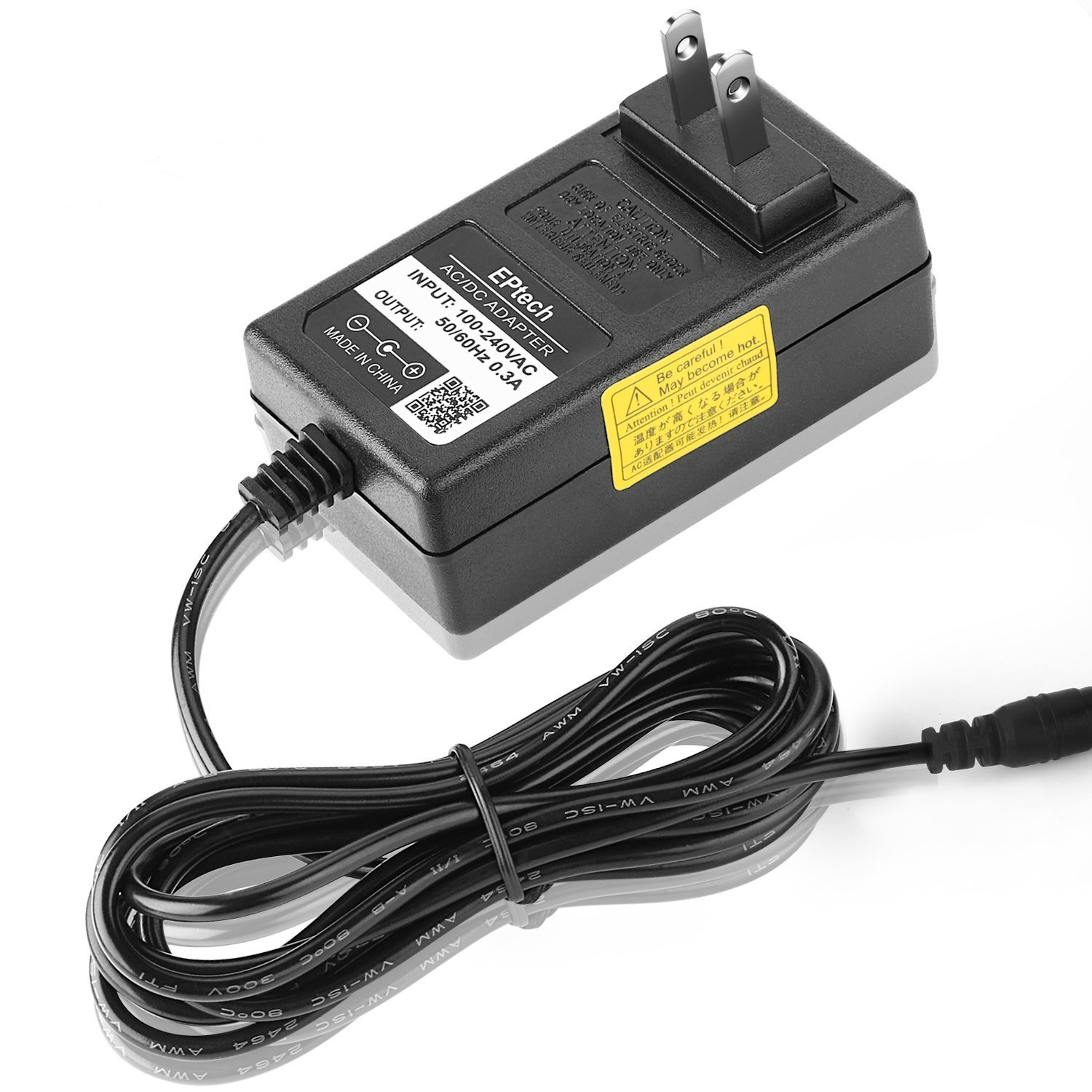 Amazon.com: Ac Dc Adapter Charger for ILIFE A4, A4s, A6, V1, V3, V5 ...