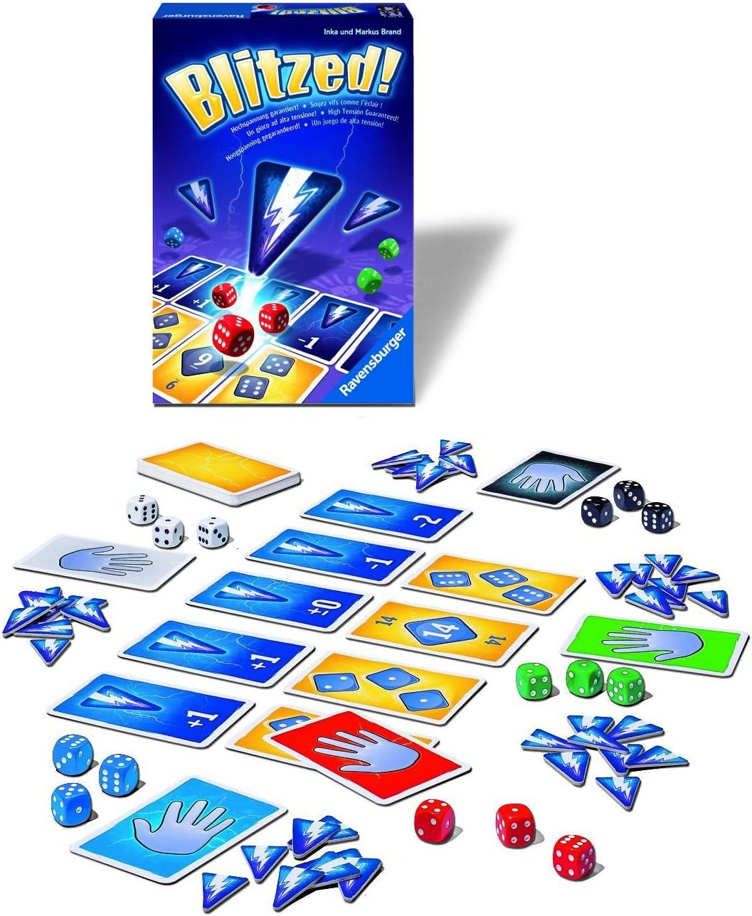 Ravensburger - Juguete de Viaje, 5 Jugadores (26595) (versión en francés): Amazon.es: Juguetes y juegos