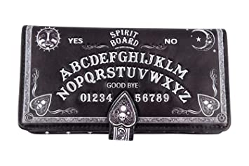 Amazon.com: Nemesis Now Spirit Board Ouija 3D - Cartera en ...