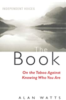 The wisdom of insecurity a message for an age of anxiety amazon the book on the taboo against knowing who you are fandeluxe Gallery