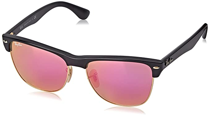 Ray-Ban Gafas de sol RB4175 DEMI SHINY BLACK, 57: Amazon.es ...