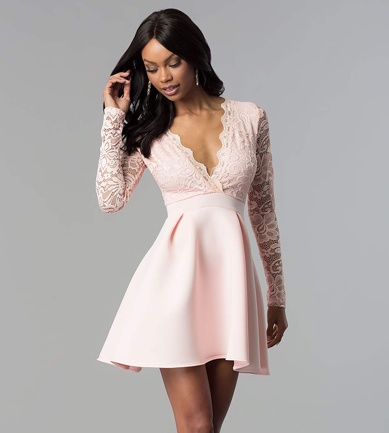 Simply Dresses Short Homecoming Dress