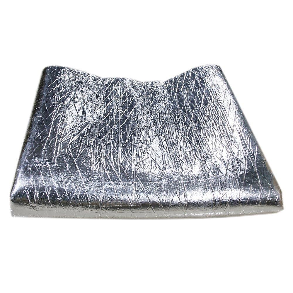 61 x 40 Deadener Mat Convenient shinehome 10mm//394mil Auto Deadening Heat-Resistant Car Noise Insulation Material Hood Insulation Sound Insulation Mat Heat Shield Insulation Mat