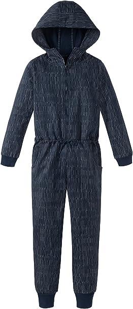 Sonderpreis SCHIESSER Jungen Schlafanzug Pyjama Jumpsuit Overall Mix/&Relax NEU