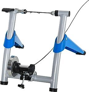 HOMCOM Indoor Bike Trainer