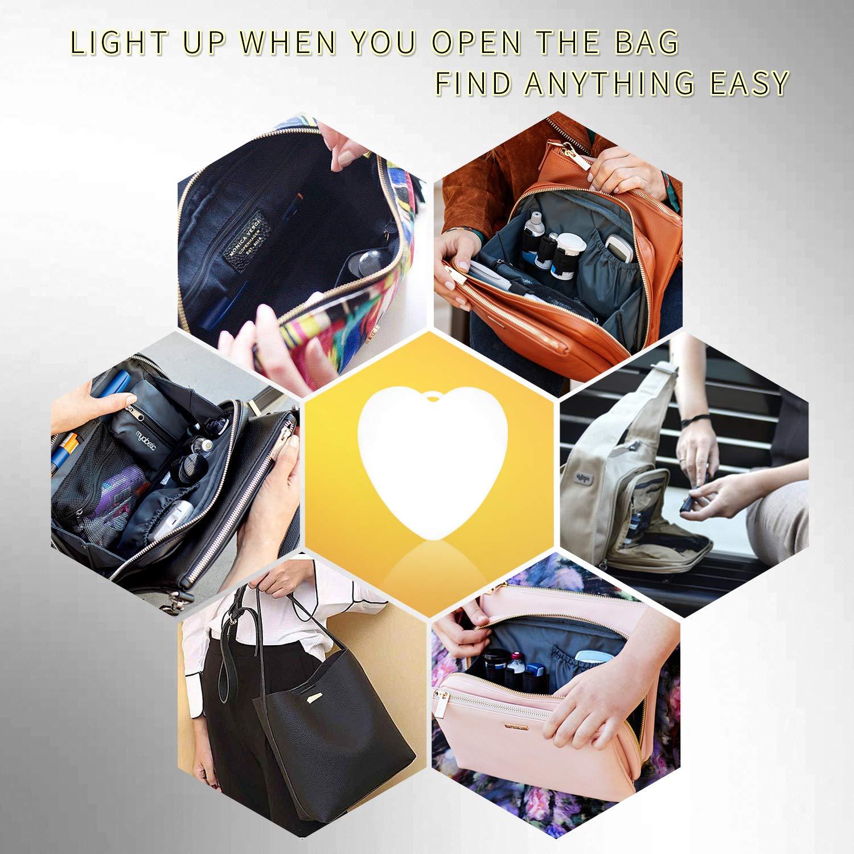 c7e873fc35b5 Purse Light Handbag Light, Automatic Sensor Activated LED Bags illuminator,  Gifts Idea for Women Mom Her by Funkysky - - Amazon.com