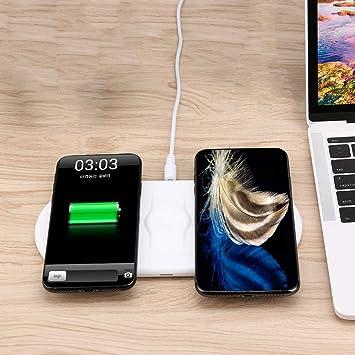 coloré (TM) Cargador inalámbrico 3 en 1, smartphone & smartphone ...