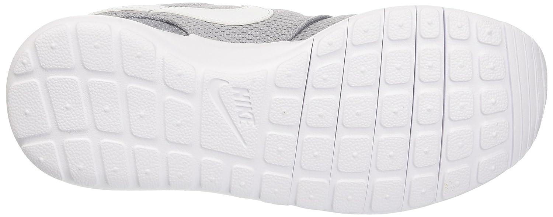 new product ede86 4d47c Amazon.com   Nike Youth Roshe One (Wolf Grey White Safety Orange)(5.5 M US  Big Kid)   Running