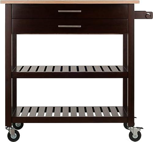 Winsome Langdon Cart Kitchen