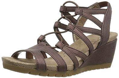 Discount Women s Sandals LifeStride Nadira Bronze WomenBuy Special shoe