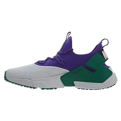 09923b876363b Nike Air Huarache Drift White Fierce Purple Mens Style: AH7334-500 Size:  10.5