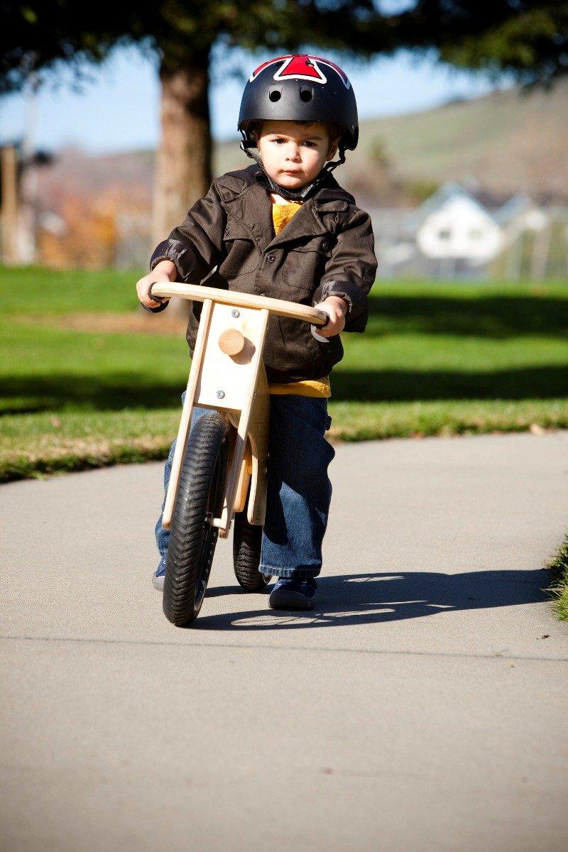 Prince Lionheart Chop Balance Bike, Natural by Prince Lionheart (Image #6)