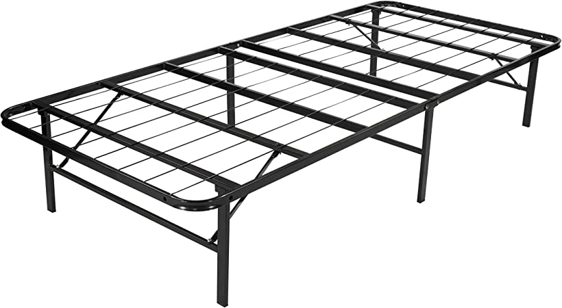 MOG/iFlair Cama de Invitados 80x200 cm Plegable de Metal Estable – Todos los tamaños