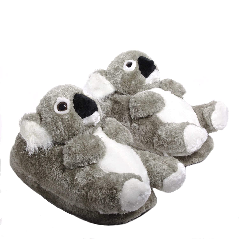 Sleeper'z - Koala - Chaussons animaux peluche - Homme Femme Enfant -...