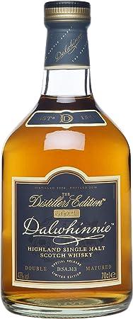 Dalwhinnie Distiller's Edition 2019 Whisky Puro de Malta de las Tierras Altas de Escocia - 700 ml