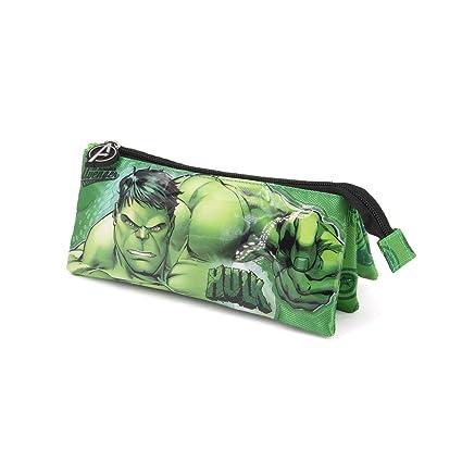 Amazon.com: Karactermania Hulk Rage-Triple Pencil Case ...