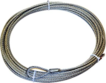 6x7 PVC coated galvanized steel CABLE covered wire rope strand transport winch