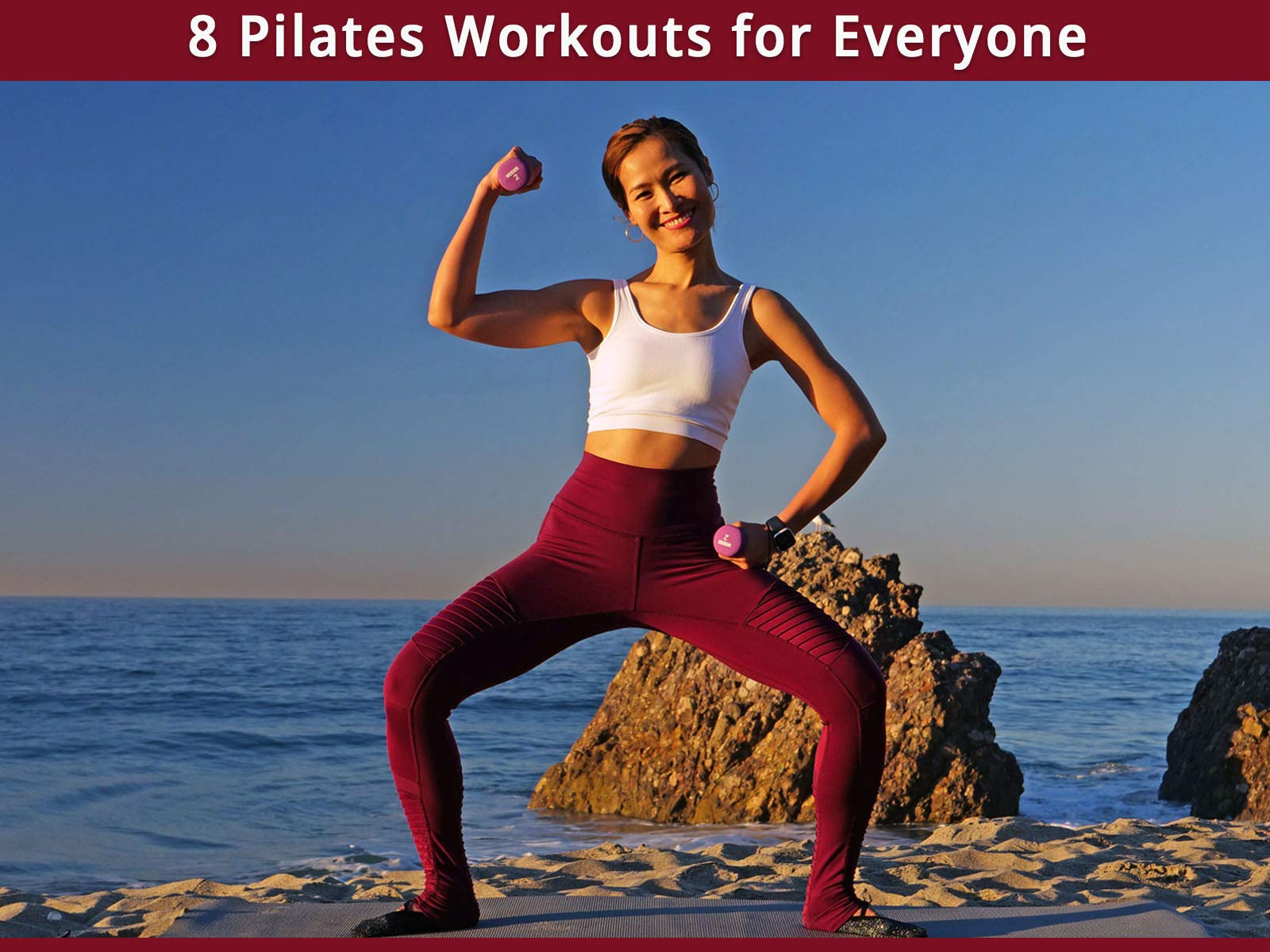 8 Pilates Workouts for Everyone - Season 1