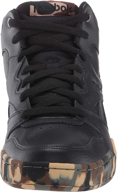 Reebok Men's Royal Bb4500 Hi2 Sneaker Black/Black/Camo
