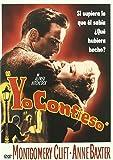 Yo Confieso [DVD]