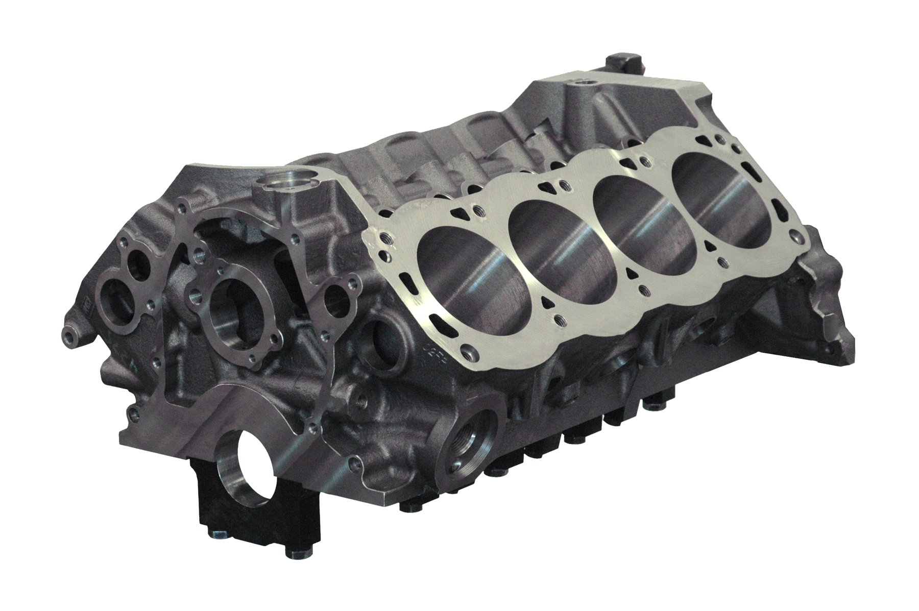 Dart 31365235 SHP 9.500'' / 4.125'' 351W Iron Small Engine Block for Ford