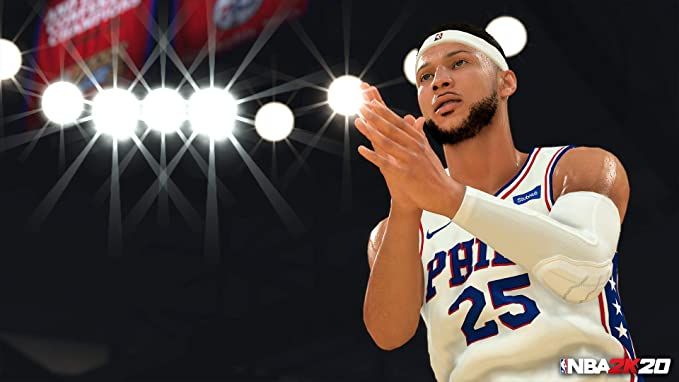 NBA 2K20 with Amazon Exclusive DLC - Nintendo Switch [Importación ...