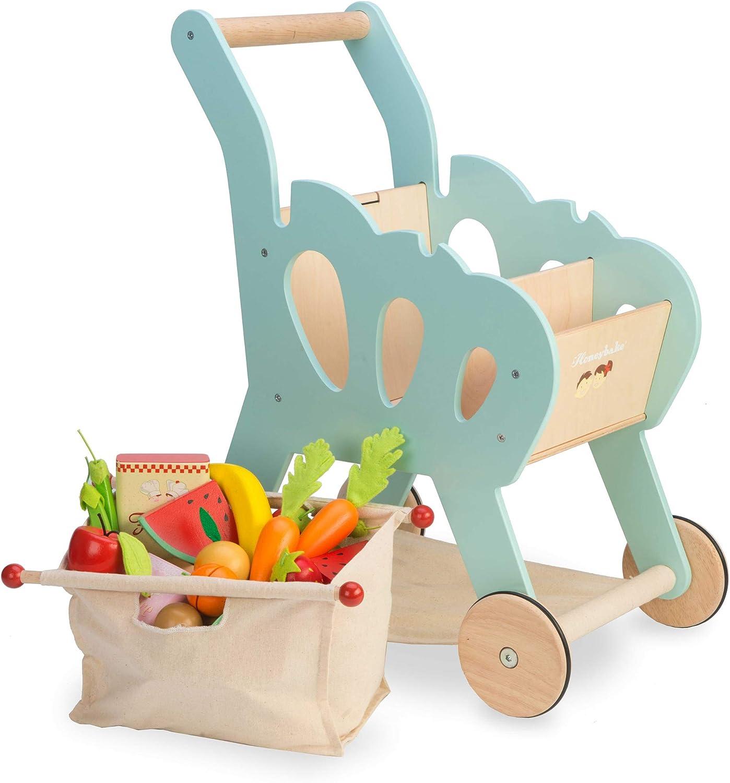 Le Toy Van Juguetes de Madera Educativo Falso Juego Doctors Emergencia Servicios