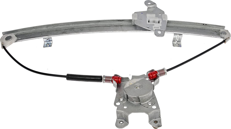 Dorman 740-904 Front Driver Side Replacement Power Window Regulator for Nissan Sentra