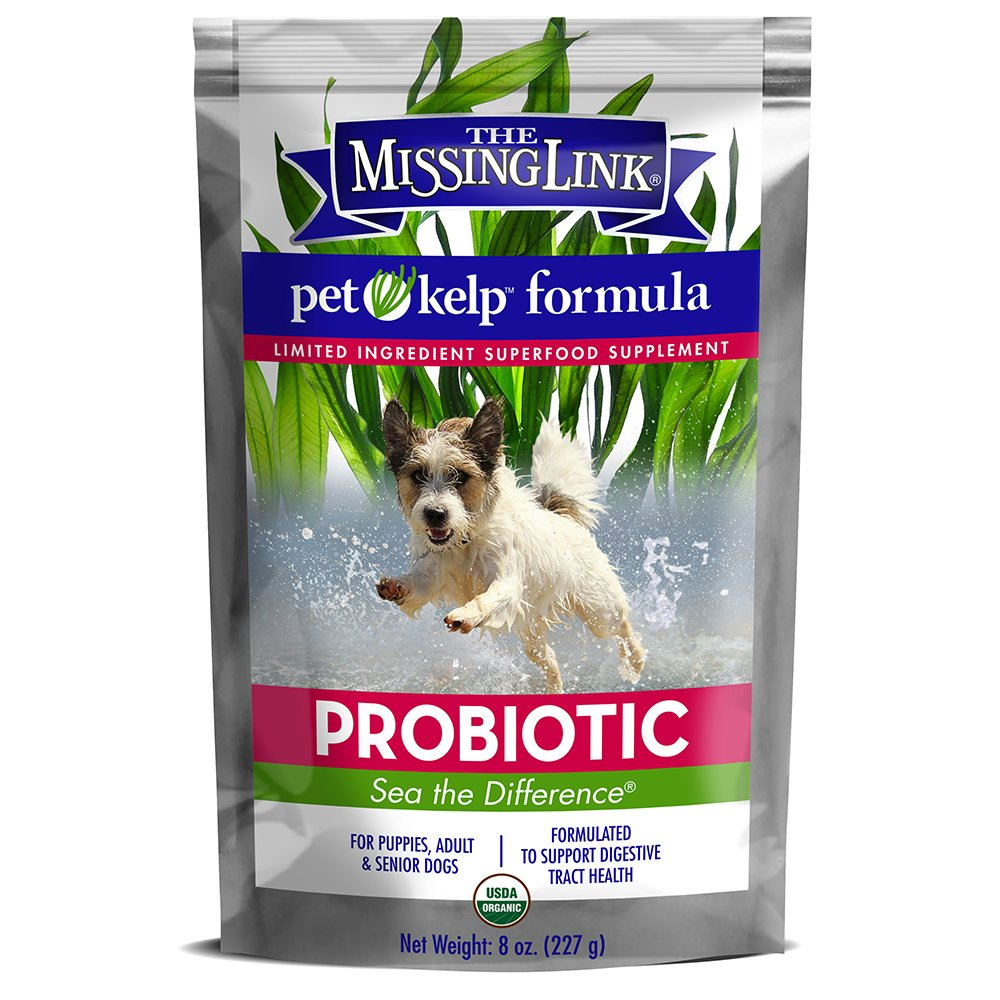 Pet Kelp Probiotic Formula, 8-Ounce