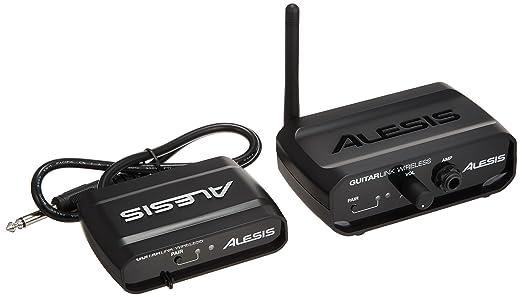 18 opinioni per Alesis GuitarLink Wireless, Sistema di trasmissione e ricezione audio senza fili