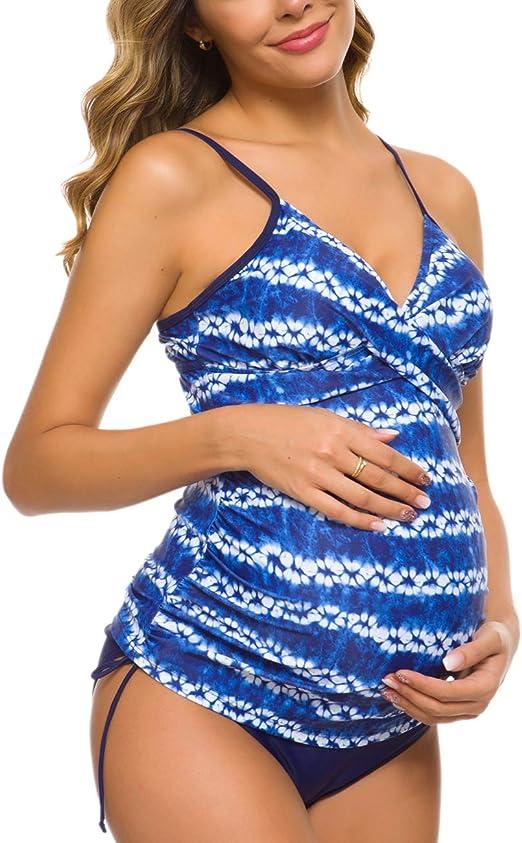 Amazon.com: Ziola traje de baño de dos piezas para mujer ...
