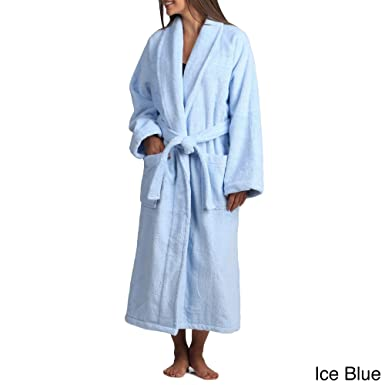 Image Unavailable. Image not available for. Color  Classic Turkish Towel  Classic Turkish Cotton Towel Thick Luxurious Shawl Collar Bathrobe ... 5e3db204c