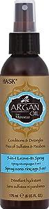 Hask Argan Oil 5-In-1 Leave In Spray - 6 fl oz