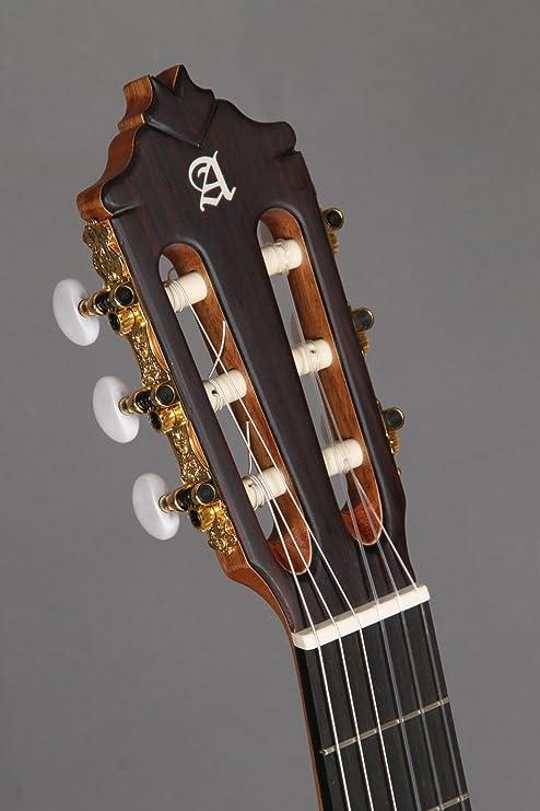 Alhambra 5FP Guitarra de Estudiante, Flamenco, Madera de cedro ...
