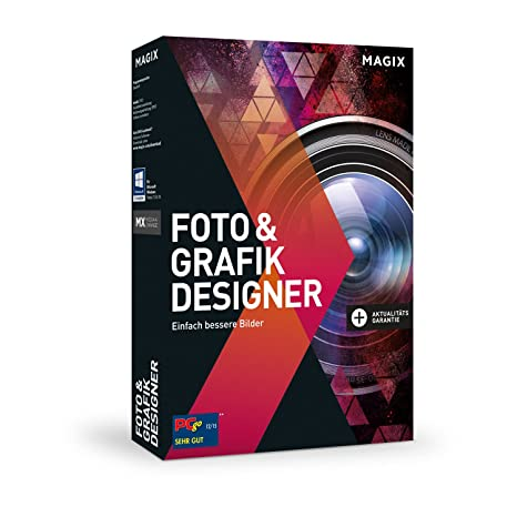 Magix und Graphic Designer Version 15