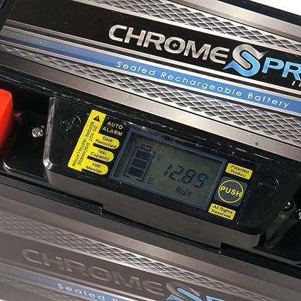 YTX14-BS iGel - Batería para Honda TRX 500 420 450 350 300 Rubicon Foreman Rancher